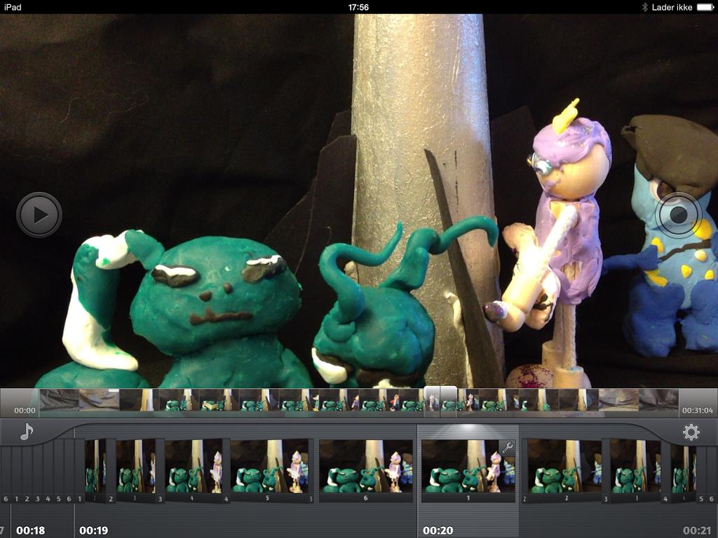 Animasjon og profesjonsfaglig digital kompetanse