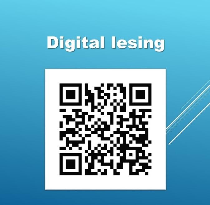 Digital lesing