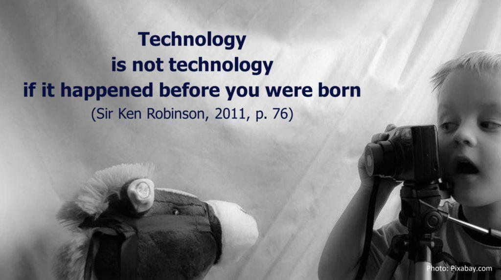 Digital teknologi i barnehager