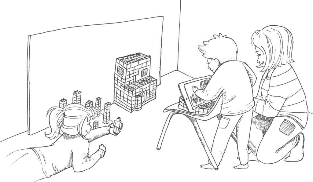 Animasjon med Duplo og iPad